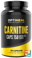 L-Carnitine Blend, OptiMeal, 90 caps