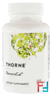 ResveraCel, Thorne Research, 60 capsules
