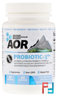 Advanced Series, Probiotic-3, Advanced Orthomolecular Research AOR, 90 Veggie Caps