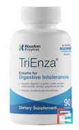 TriEnza, Houston Enzymes, 90 Capsules