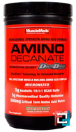 Amino Decanate, MuscleMeds,13.5 oz, 384 g