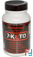7-Keto, Healthy Origins,100 mg, 120 Veggie Caps