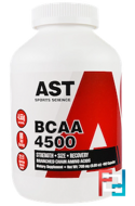 BCAA 4500, AST Sports Science, 462 Capsules