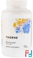 Al's Formula, Basic Nutrients for Men Over 40, Thorne Research, 240 Veggie Caps