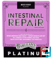 Intestinal Repair, Mixed Berry Flavor, Barlean's, 6.35 oz, 180 g