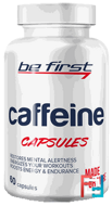 Caffeine, Be First, 60 capsules
