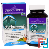 Zyflamend Nighttime, New Chapter, 60 Liquid VCaps
