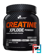 Creatine Xplode, Olimp, 500 g