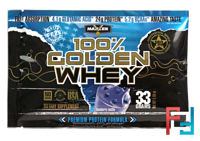 Пробник / Sample Golden Whey, Maxler, 33 g