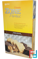 All-Natural Nutrition Bars, Fudge Graham, ZonePerfect, Classic, 12 Bars, 1.76 oz (50 g) Each