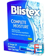 Complete Moisture, Lip Protectant/Sunscreen, SPF 15, Blistex, 15 oz, 4.25 g