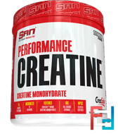 Performance Creatine, SAN, 300 g
