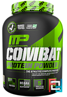 Combat Protein Powder, MusclePharm, 4 lb, 1814 g