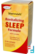 Fatigued to Fantastic! Revitalizing Sleep Formula, Enzymatic Therapy, 30 Veggie Caps