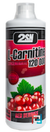 Liquid L-carnitine concentrate 120 000, 2SN, 1000 ml
