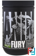 Animal Fury, The Complete Pre-Workout Stack, Universal Nutrition, 495.9 g