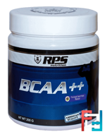BCAA++ 8:1:1, RPS Nutrition, 200 g