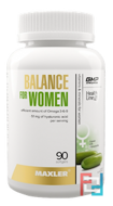 Balance for Women, Maxler, 90 softgels