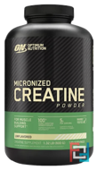 Micronized Creatine Powder, Optimum Nutrition, 600 g