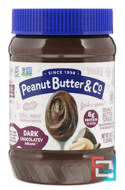 Peanut Butter Spread, Dark Chocolate Dreams, Peanut Butter & Co., 16 oz, 454 g