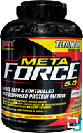 MetaForce, SAN, 5 lb, 2270 g