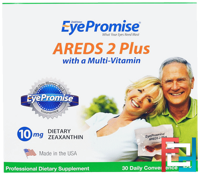 AREDS 2 Plus with a Multi-Vitamin, EyePromise, 30 Daily Convenience Packs