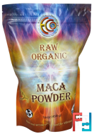 Raw Organic Maca Powder, Earth Circle Organics, 16 oz, 454 g