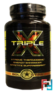 Triple X, Gold Star, 60 tablets
