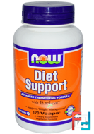Diet Support with ForsLean, Now Foods, 10%, 120 Veggie Caps