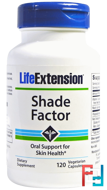 Shade Factor, Life Extension, 120 Veggie Caps