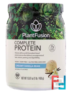 Complete Protein, PlantFusion, 1 lb, 454 g