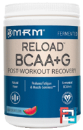 BCAA + G Reload, Post-Workout Recovery, MRM, 11.6 oz, 330 g