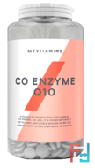 Co enzyme Q10 (Коэнзим Q10), Myprotein, 30 mg, 90 tablets