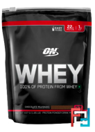 Whey, 100% of Protein from Whey, Optimum Nutrition, 1.76 lb, 797 g