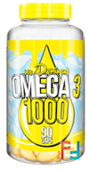Omega 3, Mr. Dominant, 1000 mg, 90 capsules