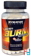 Discontinued - Dyma-Burn Xtreme, Dymatize Nutrition, 120 Capsules
