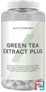Green Tea Extract Plus, Myprotein, 90 caps