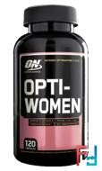 Opti-Women, Optimum Nutrition, 120 Capsules