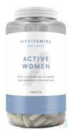 Поливитамины Active Women, Myprotein, 120 tablets