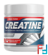 Creatine powder, GeneticLab, 300 g