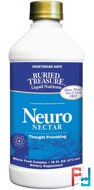 Liquid Nutrients, Neuro-Nectar, Buried Treasure, 16 fl oz, 473 ml