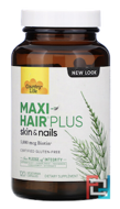 Maxi Hair Plus, Country Life, 120 Vegetarian Capsules