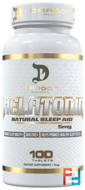 Melatonin, Dragon Pharma Labs, 5 mg, 100 tablets