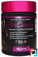 Her Carnitine, NLA for Her, 60 capsules