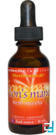 Mycetobotanicals, Lion's Mane, Eclectic Institute, 1 fl oz, 30 ml
