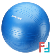 Myproteins Yoga Ball (Мяч для Йоги Myprotein), Myprotein, 65 cm