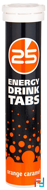 Energy Drink Tabs, 25 час, 15 tabs