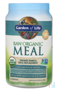 Organic Shake & Meal Replacement, Lightly Sweet, Garden of Life, Raw Organic Meal, 36.6 oz (1,038 g)
