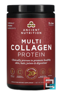 Multi Collagen Protein Powder, Dr. Axe / Ancient Nutrition, 1 lb, 454 g