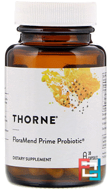 FloraMend Prime Probiotic, Thorne Research, 30 Vegetarian Capsules